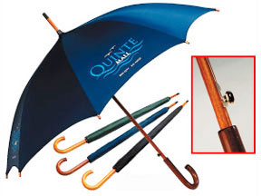Canne parapluie 46  automatique